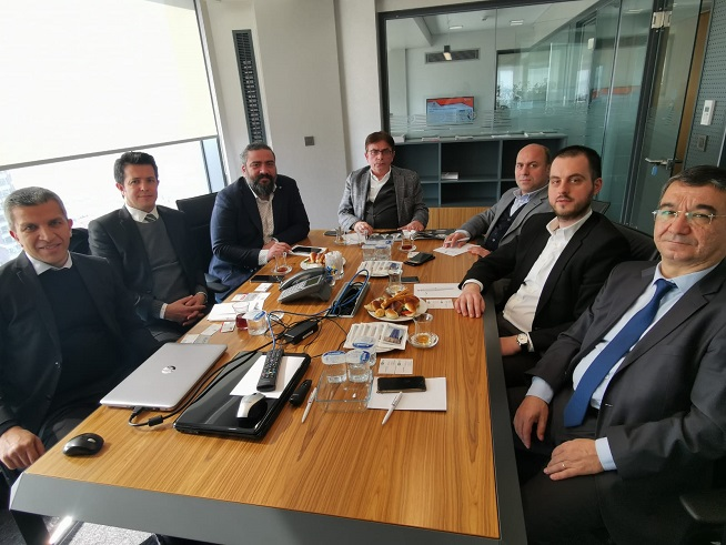 B2B Store We met with the members of the Istanbul Chamber of Industry