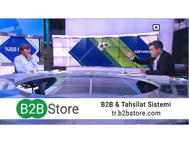 B2B Store NTV Advertising Campaign